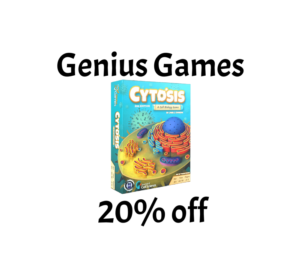 Sale on Genius Games