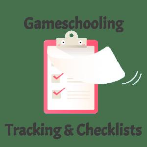 Gameschooling Helpers