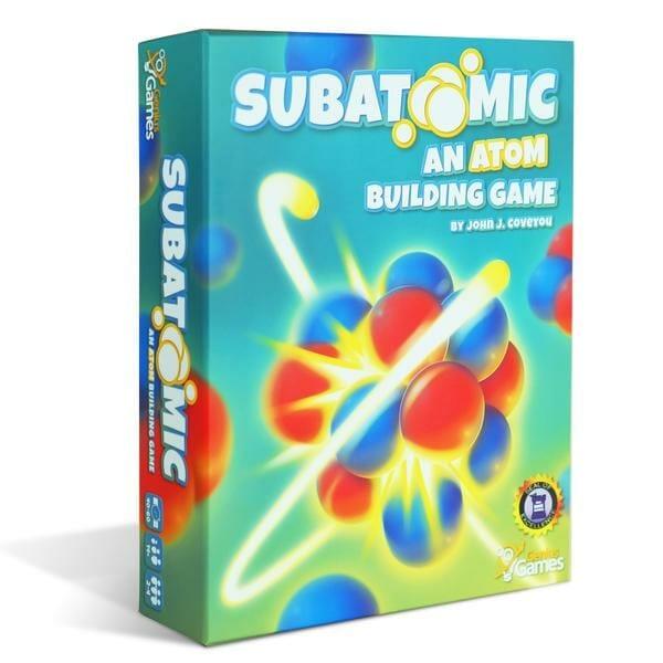 Chemistry Games by Genius Games