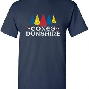 Cones of Dunshire Shirt, funny parks & rec shirt